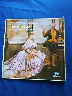 £2 • Buy Rodgers And Hammerstein The King And I 7  Vinyl 45 Single Record UK