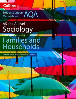 £5.12 • Buy AQA AS And A Level Sociology Families And Households (Collins Student Support Ma