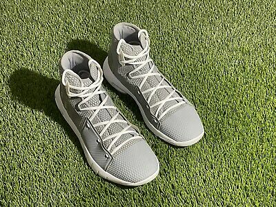 $39.99 • Buy Under Armour Men Size 12.5 HOVR Havoc Basketball Shoes Gray Athletic 3020617-102