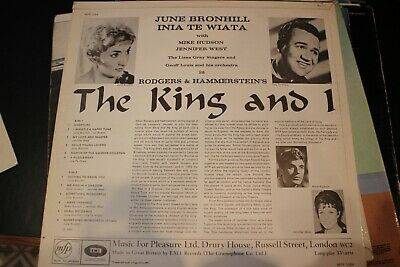 £1.30 • Buy Rodgers And Hammerstein The King And I MFP1064 Vinyl, LP*33*
