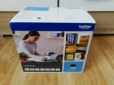 £1 • Buy Brother QL-600B Label Printer With 1 Starter Roll USB Lead & Box Never Been Used