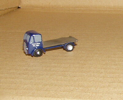 £14.45 • Buy P&D Marsh N Gauge N Scale X33 ERF Flatbed Lorry (intro 1948) PAINTED & Finished