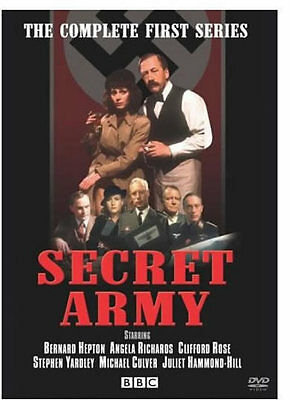 £24.95 • Buy Secret Army The Complete First Series 1 One New Sealed