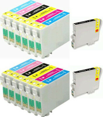 £13.50 • Buy 14 Ink For Epson R265 R285 R360 Rx285 Rx560 Rx585 Rx685
