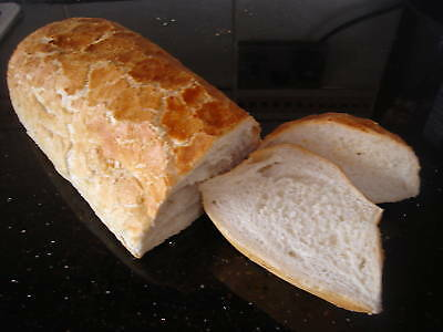 200g FRESH BAKERS YEAST WITH TIGER LOAF/BREAD RECIPE • 5.35£