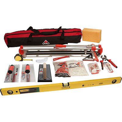 RUBI Tiling Tools Kit - Ideal Beginners Starter Set - RUBI Star 60 N PLUS • 215.99£