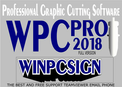 £250.57 • Buy  Sign Making Software, The Best & Easy  WINPCSIGN PRO 2018