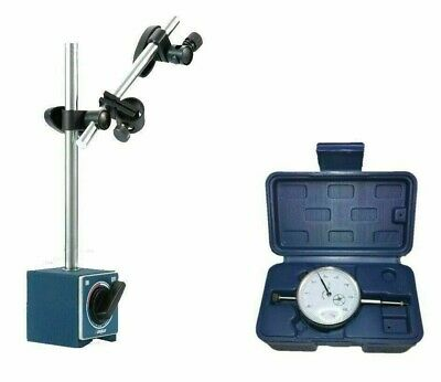 £29 • Buy Rdg Magnetic Base 7122-0005 With Dial Test Indicator / Dti Metric For Myford