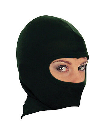 THERMAL COTTON BALACLAVA - Extra Comfort And Warmth For Motorcycle Bike Ski Use • 3.95£