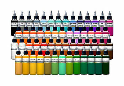 DC's Premium Pigment Tattoo Ink - All Colours  • 8.99£