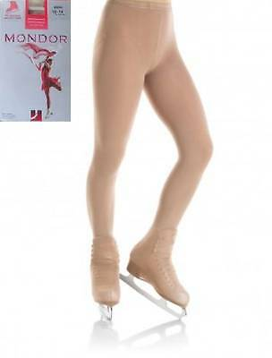 Mondor PERFORMANCE 3350 Over Boot Ice / Roller Skating Dress Tights - ADULTS • 17.99£