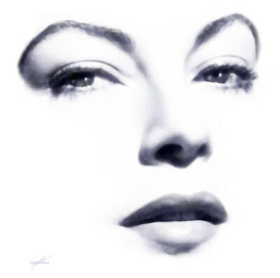 Visage Collection - Ava Gardner - Quality -  24  X 24  Canvas Art Poster • 28.30£
