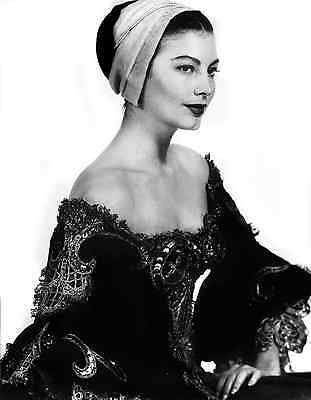 AVA GARDNER Photography BY MAN RAY 1950 Surrealist PHOTO 8x10 PICTURE  • 8.47£