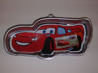 Wilton CARS Lightning McQueen Disney Birthday Party CAKE PAN Mold #2105-6400 • 14.18£