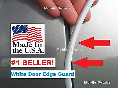 $17.99 • Buy  WHITE Car DOOR EDGE GUARDS 4 Doors (fits:) TOYOTA Avalon Camry