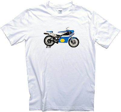 Classic RG500 1975 Motorcycle T-Shirt. Barry Sheene. Gents, Ladies & Kids Sizes • 14.95£