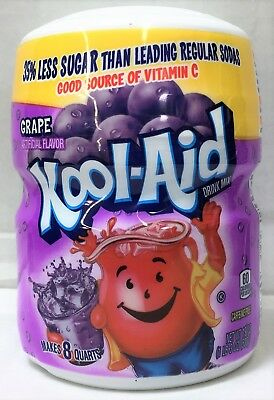 Kool Aid Grape Drink Mix 19 Oz • 4.41£