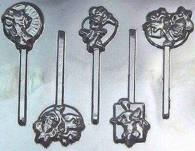 Minnie Mouse Birthday Celeberation Chocolate Candy Mold 193 NEW • 6.73£