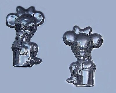Minnie Mouse 3D Chocolate Candy Mold 383 NEW • 6.73£