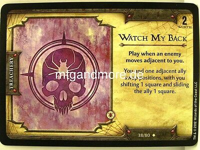£1.20 • Buy D&D Fortune Cards - 1x Watch My Back  #038