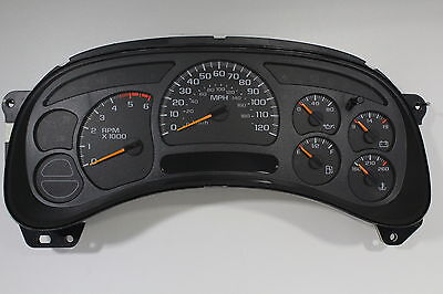 $250 • Buy 4ee 03-04 2003-2004 Silverado Whole Cluster Stick Shift Manual Transmission Only