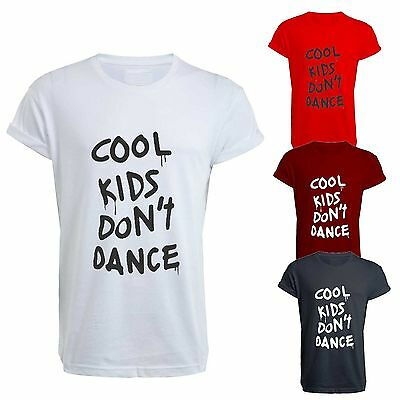 New Cool Kids Dont Dance T Shirt - Tee - Dope Swag Zayn Yolo • 9.24£