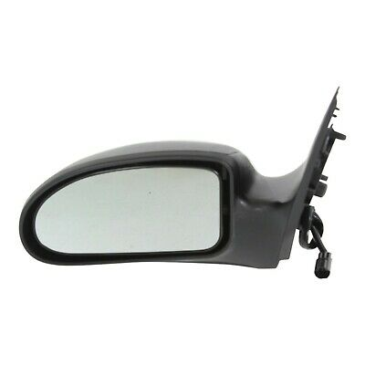 $27.04 • Buy Power Mirror For 2000-2007 Ford Focus Front Driver Side Textured Black