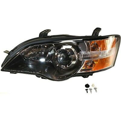 $124.26 • Buy Headlight For 2005 Subaru Outback Legacy Left Clear Lens With Bulb