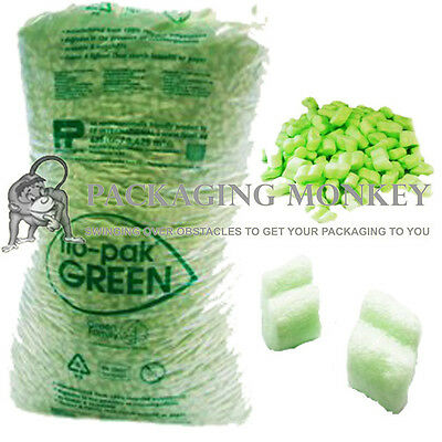 £27.10 • Buy 15 Cubic Feet Of FLOPAK Loose Fill Packing Peanuts FAST