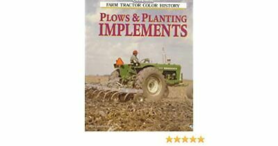 AU62 • Buy Plows & Planting Implements, Farm Tractor Color History, New Book