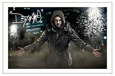 £5.49 • Buy Dynamo Magican Impossible Signed Autograph Photo Print Poster