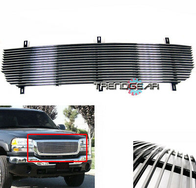 $51.95 • Buy 2003-2006 Gmc Sierra 1500 2500 3500 Hd Upper Billet Grille Grill 2004 2005 Truck