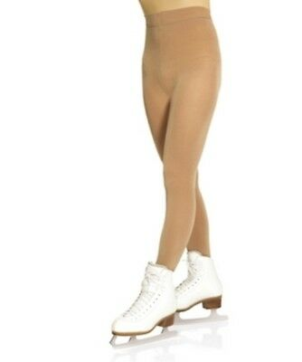 £12.99 • Buy New Mondor 3360 PERFORMANCE Thick Footed Ice Skating Tights- Child & Adult Sizes