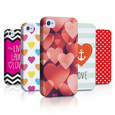 Caseflex Accessories For Apple IPhone 4 / 4S Valentines Day Themed Case Cover UK • 4.99£