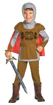 £21.23 • Buy Fairytale Knight Medieval Royal Guard Fancy Dress Up Halloween Child Costume