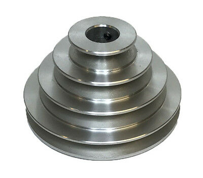 AU48.06 • Buy Rdgtools 4 Step Vee Pulley 3/4 Bore 2  3  4  5  Diameter A Section Pulley