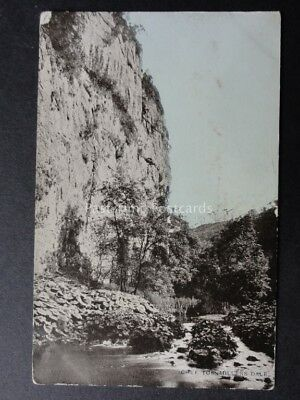 £2.75 • Buy Derbyshire:  MILLERS DALE Chee Tor - Old Postcard