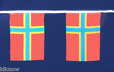 10 flag bunting Orkney New 3 metre long
