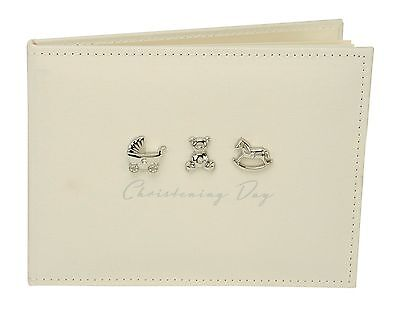 £14.95 • Buy Bambino Christening Day Guest Book  NEW