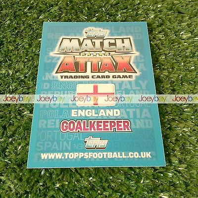 Euro 2012 Limited Edition Hundred Club Man Of The Match Attax Card England 12 • 44.95£