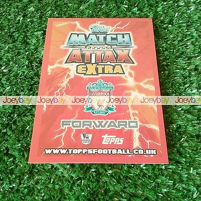 12/13 Extra Ltd 100 Club Hero Man Of The Match Attax Card Limited 2012 2013 • 0.99£