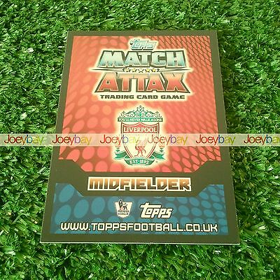 14/15 Limited Edition Hundred Club Man Of The Match Attax Card 2014 2015 Ltd 100 • 1.95£