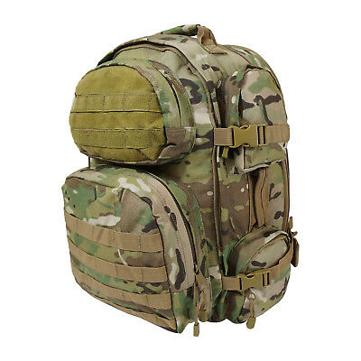 £51.90 • Buy Every Day Carry B5 MULTICAM 3-Day Expandable Tactical Backpack W/ Molle Webbing