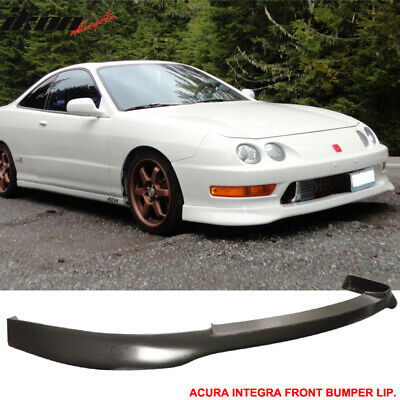 $84.95 • Buy Fits 98-01 Acura Integra DC2 TR Style Type R Front Bumper Lip Spoiler - PU