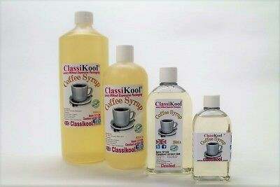 Classikool [Premium Flavoured Coffee/ Hot Chocolate Flavouring Syrup] • 4.99£