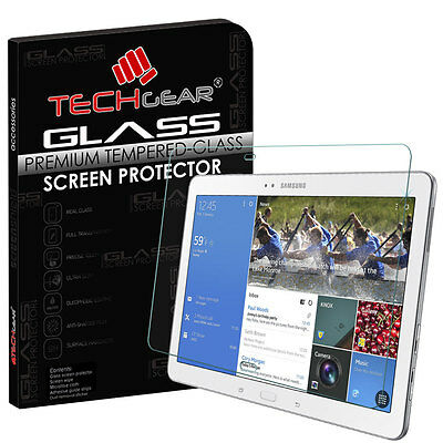 TEMPERED GLASS Screen Protector For Samsung Galaxy Tab Pro 10.1 Inch (T520/T525) • 6.95£