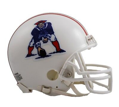 $24.99 • Buy PATRIOTS Mini Helmet - 1982-89 EDITION