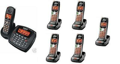 $ CDN316.35 • Buy Uniden 2 Line Cordless Intercom Paging Dual Conference Phone System W 6 Handsets