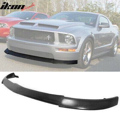 $149.88 • Buy Fits 05-09 Ford Mustang V8 Type CV2 Front Bumper Lip PU