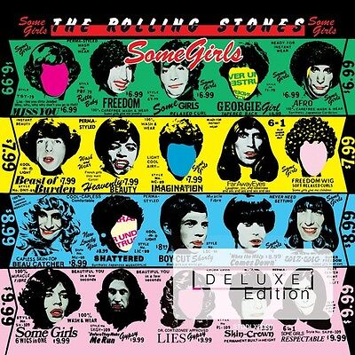 £20.84 • Buy The Rolling Stones - Some Girls [New CD] Deluxe Ed